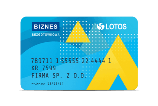 Lotos card